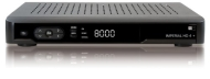 DigitalBox Imperial HD4 + HDTV Digitaler Twin-Satelliten-Receiver (HDMI, NAGRA Kartenleser, PVR-Ready, USB 2.0)