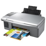 Epson Stylus DX7000F - Multifunction ( fax / copier / printer / scanner ) - colour - ink-jet - copying (up to): 27 ppm (mono) / 27 ppm (colour) - prin