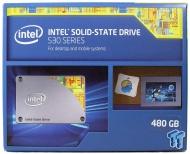 """Intel 530 Series 2.5"""" SSD 120GB"""