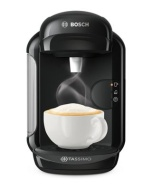 Tassimo by Bosch - Black 'Vivy 2' multi-beverage machine TAS1402GB