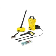 Karcher K2H Pressure Washer & Accessories - XMS13WASHER