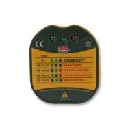 Mains Socket Tester - Check for Correct Wiring