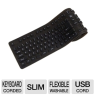 Adesso Foldable Full Size Keyboard AKB-230