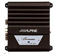 Alpine V-Power MRP M350
