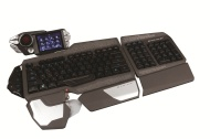 Mad Catz S.T.R.I.K.E. 7 Gaming Keyboard