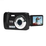 Vivitar Vivicam X014N Nero (10,1 Megapixel, fotocamera digitale compatta)