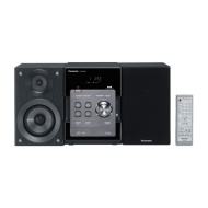 Panasonic SC-PM5EG-S - Micro system - radio / CD / MP3 - silver
