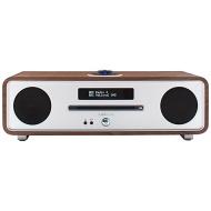 Ruark R4 MK3 DAB/DAB+/FM Radio & CD Bluetooth All-In-One Music System with OLED Display