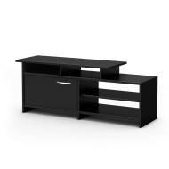 South Shore Grace TV Stand, Pure White