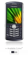 Blackberry Pearl 8130 Sprint Phone with 3.5mm Stereo Jack, Stereo Bluetooth and 3G (Phone Only, No Service) [Red]