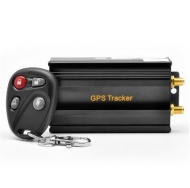 Remote Control Tk103b+ Car Vehicle Realtime Tracker for GSM Gprs GPS System Central Door Locking System, Dual SIM