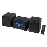 AKAI CD Radio Micro System - Black
