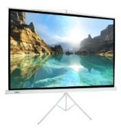 """FAVI Entertainment 106 inch 16:9 Portable Tripod Projector Screen (92"""" x 52"""")"""
