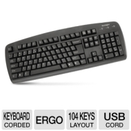 Kensington Comfort Type USB Keyboard