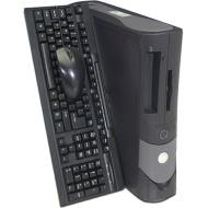 Dell Optiplex GX270s Desktop PC (Refurbished): Intel Pentium 4 2.80GHz, 512MB DDR, 40GB HDD, CD, 10/100 LAN, Windows XP Professional