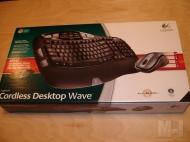 Logitech Cordless Desktop Wave