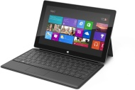 """New Original Microsoft Surface 64GB Tablet With Black Type Cover - Windows RT 8, 10.6"""" HD LCD Touchscreen, Front and Rear Camera Office 2013 RT Includ"""