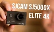 BOOMYOURS Original SJCAM SJ5000X WIFI Elite Edition Action Sport Cam Camera Waterproof Videocamera Fotocamera digitale Helmetcam(4K video @24FPS,Gyro