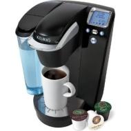 Keurig B70 Platinum Gourmet K-Cup Brewing System (Midnight Black)
