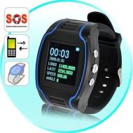 Koolertron(TM) GPS Tracker Wrist Watch Gsm Surveillance Spy Tracking