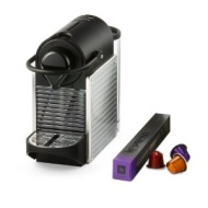 Nespresso Pixie by Magimix Electric Coffee Machine Aluminium