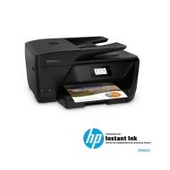 HP Imprimante OfficeJet 6950 3en1 jet d'encre couleur  - Compatible Instant Ink - 3 mois d'essai offerts