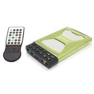 iogear GMD2025U120 Portable Media Server Player