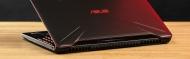 """Asus TUF FX505 15.6"""" Gaming Laptop - Black"""