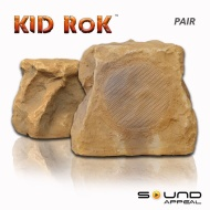 KiD RoK Outdoor Rock Speaker Canyon Sandstone by Sound Appeal