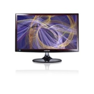 Samsung S24B350BS 24 inch Widescreen LED Monitor - Gloss Black (1920 x 1080 Full HD, 5ms, DVI/VGA)