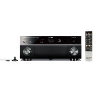 Yamaha RX-A1000 7.1-Channel Home Theater Receiver (Black)