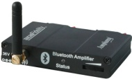 Bluetooth Audio Receiver/Amplifier - Model 300 Black
