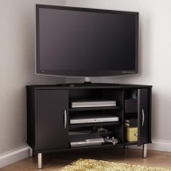 "South Shore Renta Corner TV Stand for TVs up to 42"", Multiple Finishes"