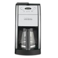 Cuisinart Grind & Brew DGB-550BK
