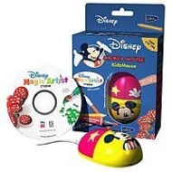 Kidzmouse Disney Mickey Mouse Mouse and Software