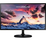 "SAMSUNG LS19F355 18.5"" LED Monitor - Black"