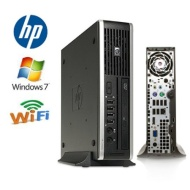 HP Elite 8000 Desktop - Core 2 Duo 3.0GHz - 1TB 7200RPM HDD - 8GB RAM - WIFI - DUAL Video Output - DVD/CD-RW - Windows 7 Pro 64-Bit Operating System