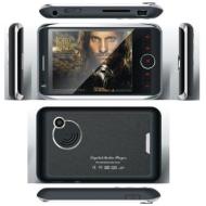 "3"" LTPS TFT 4GB MP3 MP4 MP5 Player MicroSD Card Expandable (Ricco T36)"
