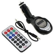 Car Kit MP3 Player FM Transmitter for SD/MMC/USB/CD