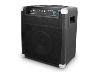 ION Block Rocker Bluetooth Portable Speaker System with Auxiliary USB Charger (Certified Refurbished)