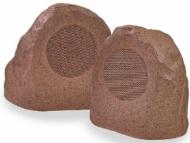 RX540 5.25-Inch 80W 2-Way Outdoor Weather-Resistant Rock Speaker - OSD Audio - (Single, Granite Grey)