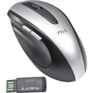 Micro Innov 5 Button 2.4Ghz Laser Mouse