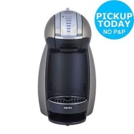 NESCAFE Dolce Gusto Genio Automatic Coffee Machine– Titanium