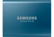 SAMSUNG Portable SSD T5, Externe SSD, 500 GB