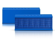 Photive CYREN Portable Wireless Bluetooth Speaker with Built in Speakerphone & 8 hour Rechargeable Battery - Blue