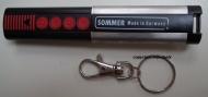 Sommer 4020 TX03 868-4 4 Button garage door opener remote control keyfob transmitter