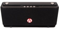 Audio Dynamix® X05-UE Aluminium Bluetooth Speaker - Black - Ultimate Edition - Playback of up to 25 hrs and a Bluetooth range of 120ft
