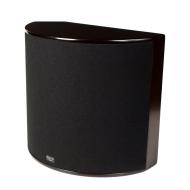 Klipsch WS-24 Icon W Series Furniture-Grade Surround Speaker (Espresso, Each)