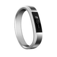 Fitbit Alta™ Accessory Band Bracelet Fitness Tracker Not Included - Silver