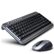 A4 Tech 7300N Wireless Keyboard and Mouse Set